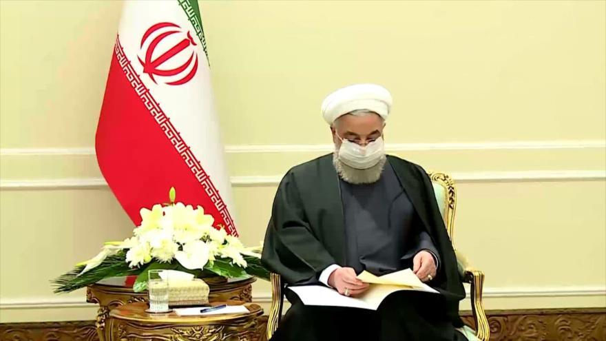 Irán, listo para volver al pacto nuclear si EEUU levanta sanciones | HISPANTV