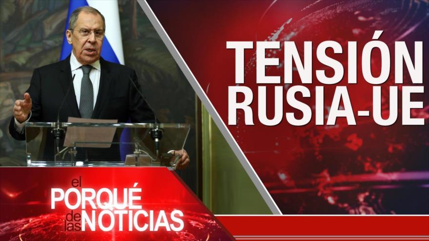 El Porqué de las Noticias: Futuro del acuerdo nuclear. Tensión Rusia-UE. Elecciones en Ecuador