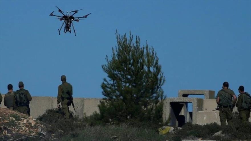Resistencia palestina derriba otro dron espía israelí en Gaza | HISPANTV