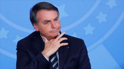 HRW alerta contra revisión secreta de DDHH por Bolsonaro en Brasil