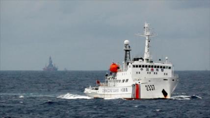 Japón denuncia cruce de barcos chinos cerca de islas disputadas