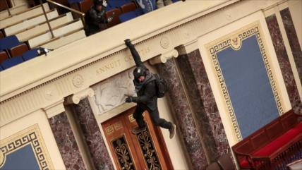 EEUU crea comisión similar a la del 11-S sobre asalto al Capitolio