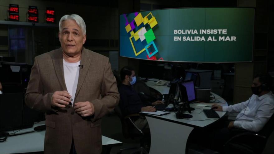 Buen día América Latina: Bolivia insiste en salida al mar