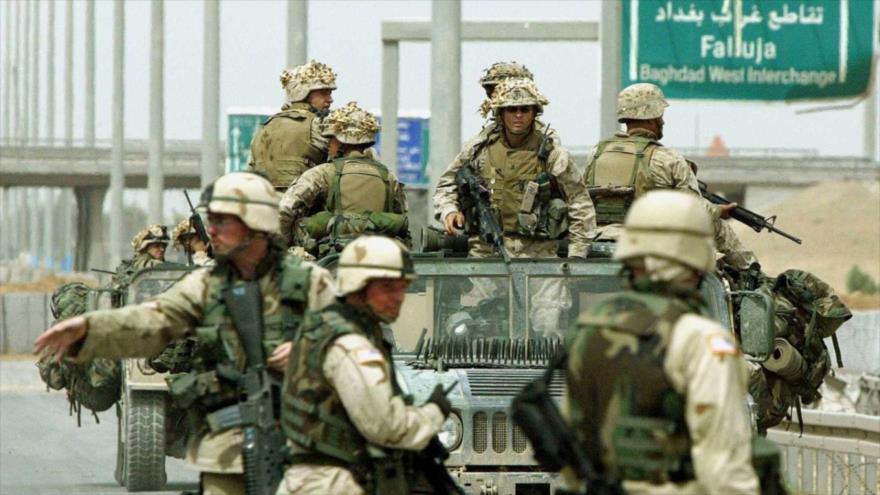 Otro ataque a tropas de EEUU en Irak, ¿por qué siguen allí? | HISPANTV