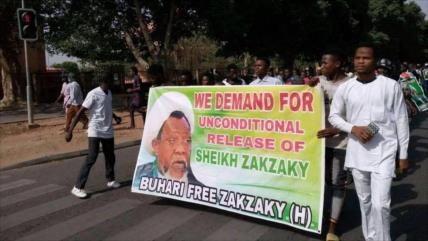 Nigerianos vuelven a exigir liberación de líder musulmán Al-Zakzaky