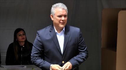 """Advierten en Colombia de un """"golpe de Estado"""" a favor de Duque"""