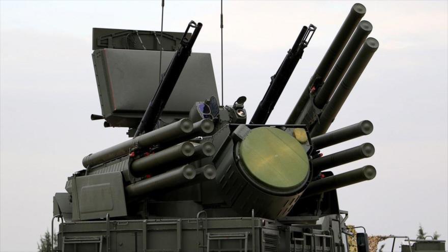 Sistema de defensa antimisiles de Rusia.
