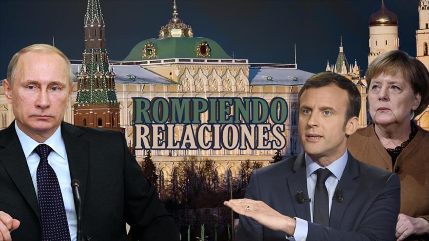 Detrás de la Razón:Europa planea sancionar la economía rusa que advierte rompimiento de relaciones