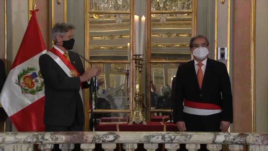 Perú cambia de ministro de Salud por quinta vez