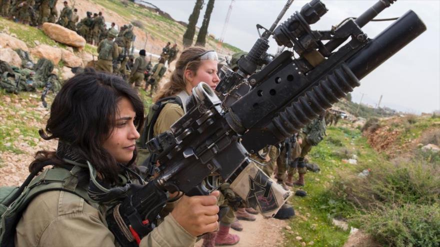 Informe: Acoso sexual en el ejército israelí sube al 24 % en 2020   HISPANTV