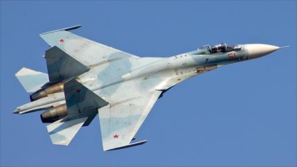 Rusia intercepta cazas franceses sobre el mar Negro