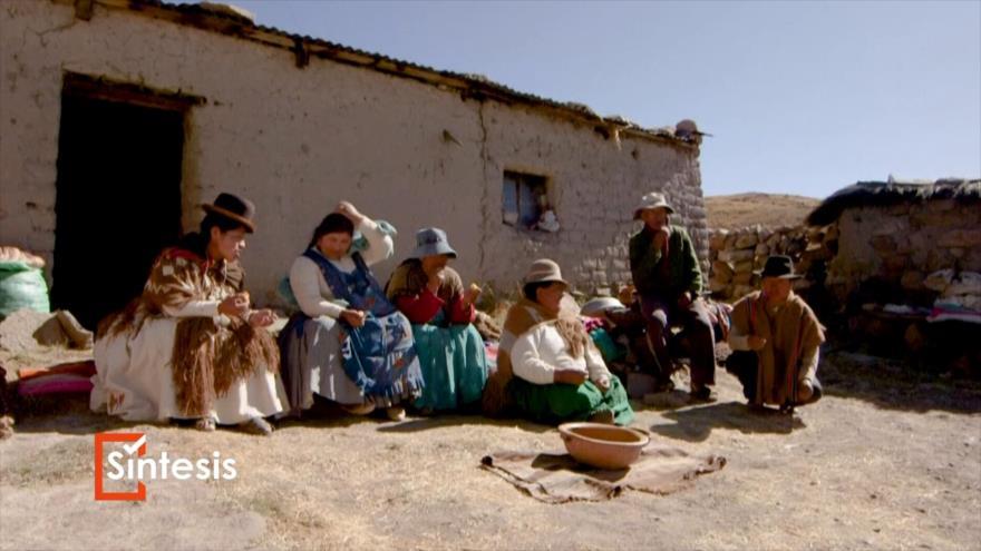 Síntesis: Indígenas latinoamericanos; más reconocidos, aún marginados