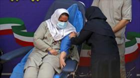 Irán llama a levantar sanciones y distribuir equitativamente vacunas