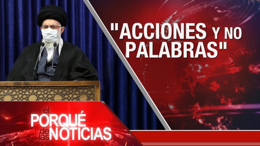 El Porqué de las Noticias: Acuerdo nuclear. Tensión en Ecuador. Política de Venezuela