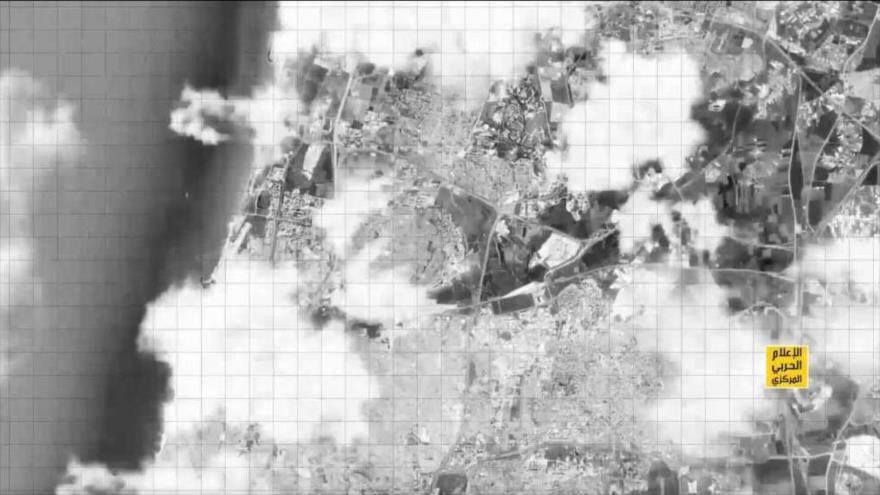 Vídeo: Hezbolá muestra centros militares bien protegidos de Israel