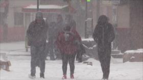 Intensas nevadas en EEUU y México dejan al menos 37 muertos