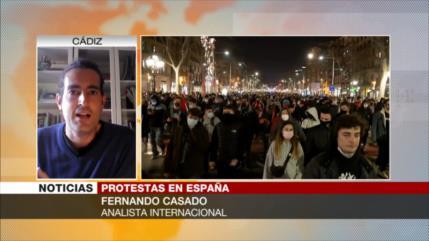 """Casado: España vive """"terrible"""" situación de libertad de expresión"""
