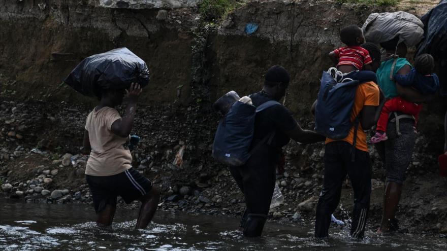 Una migrante venezolana se ahoga mientras intenta llegar a EEUU   HISPANTV