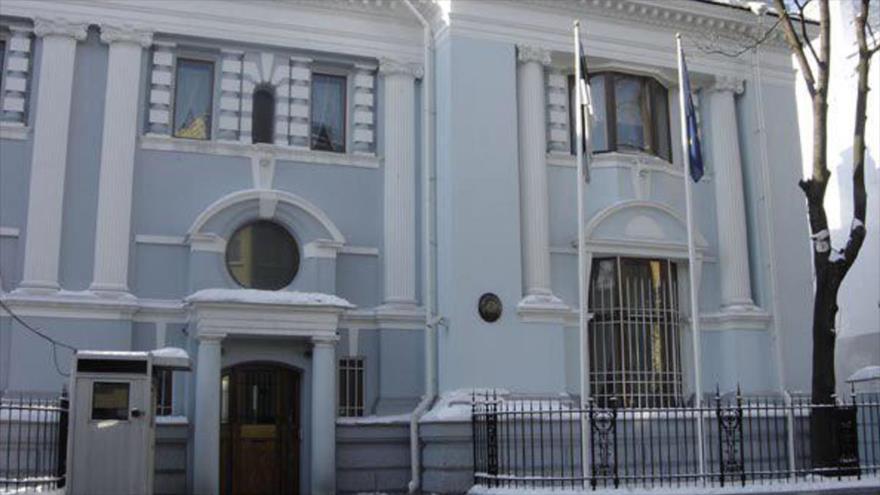 Ojo por ojo: Rusia expulsa a un diplomático de Estonia   HISPANTV