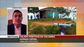 Ospina: La JEP permite a victimas reclamar justicia en Colombia