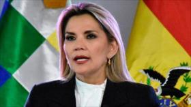 Senado de Bolivia evalúa enjuiciar a Áñez por un crédito del FMI
