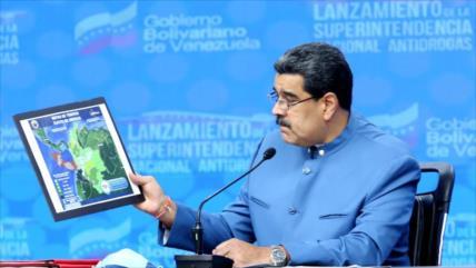 Así critica Maduro a Duque: Colombia es un verdadero narcoestado