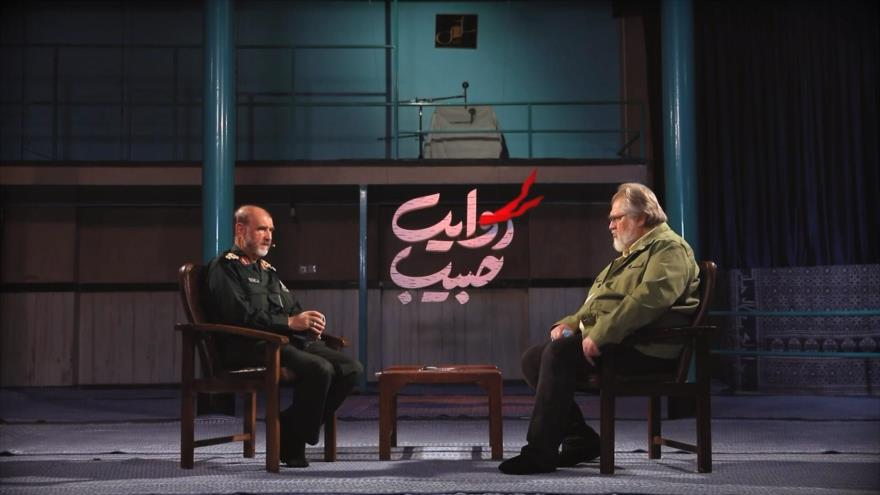 La crónica de Habib: General Asadi
