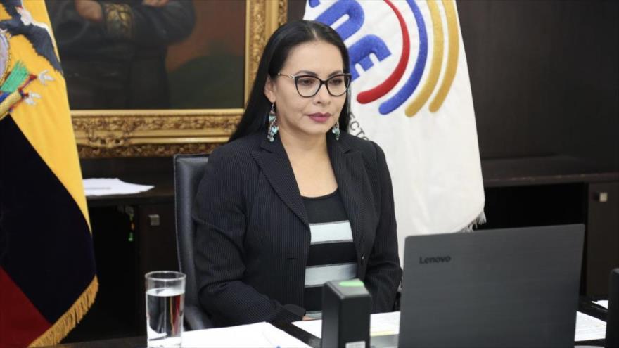 CNE de Ecuador anunciará primeros resultados electorales en breve