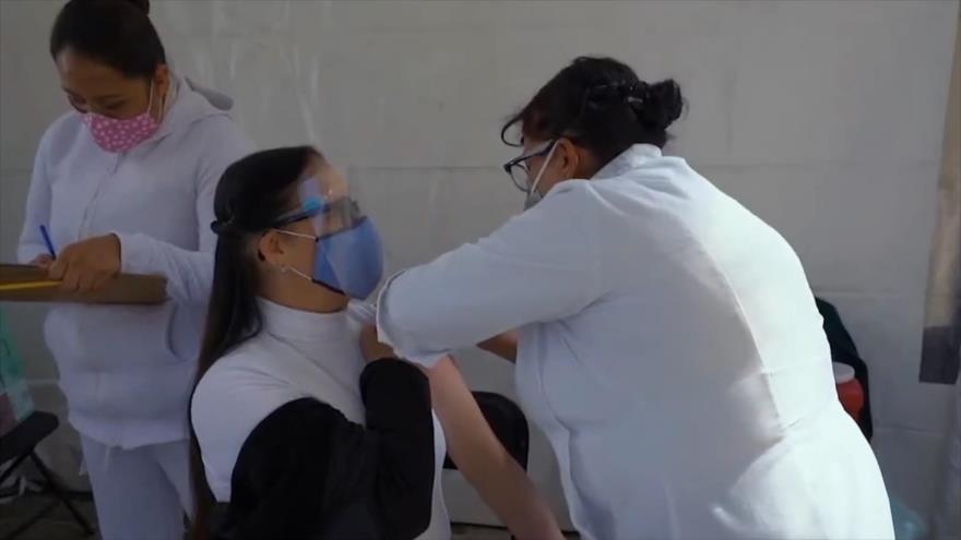 México exige parar acaparamiento de vacunas de 10 países ricos