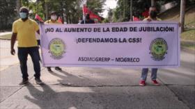 Diálogo por pensiones promueve un despojo al pueblo panameño