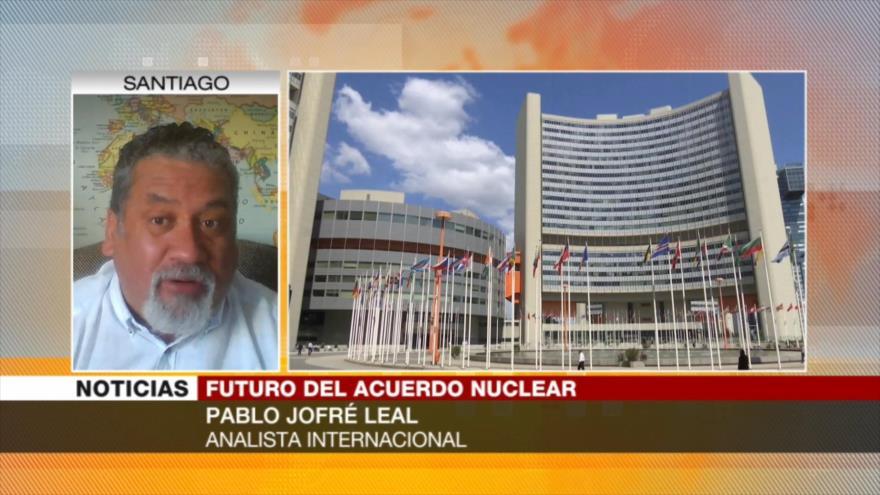 """""""EEUU debe eliminar sanciones a Irán para volver al pacto nuclear"""""""