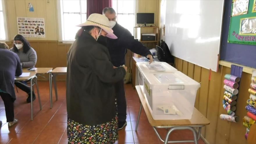 Elecciones en Chile: bases sociales postulan candidatos