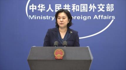 China recomienda a EEUU cambiar su política de guerra comercial