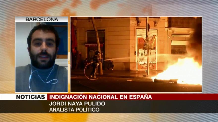 Pulido: Españoles, descontentos por perder la libertad de expresión