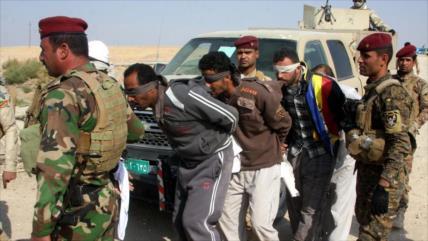 Irak captura a importante patrocinador financiero de Daesh