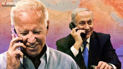 ¿Por qué Biden tardó tanto en llamar a Netanyahu?