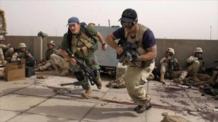 Informe: Blackwater envió mercenarios a Libia en apoyo a Haftar