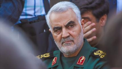 Siria: continuar camino de Soleimani es la mejor venganza a EEUU