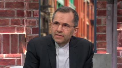 Irán: EEUU rompió equilibrio del PIAC y debe reponerlo