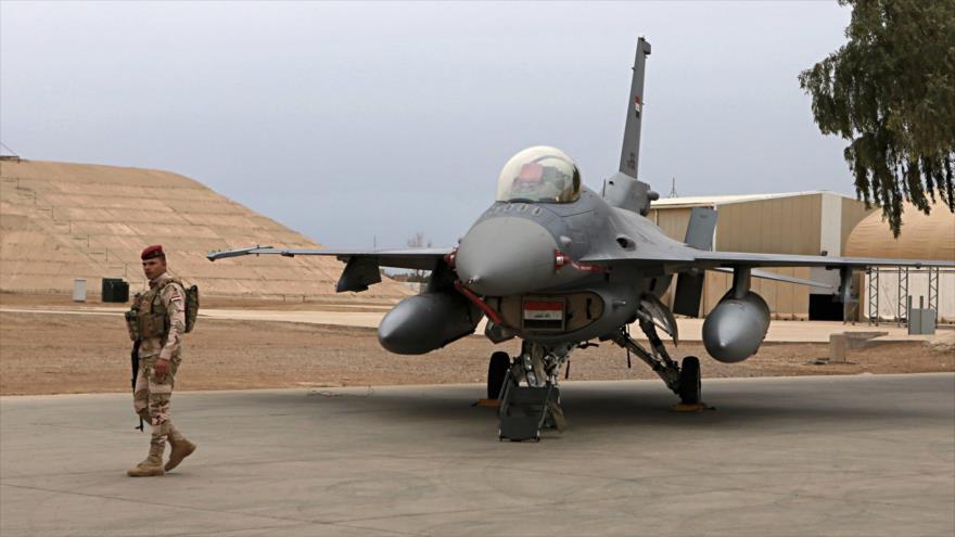 Atacan con cohetes base aérea que alberga a tropas de EEUU en Irak | HISPANTV