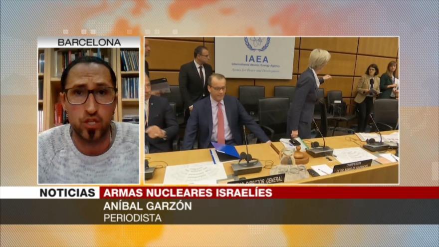 Garzón: Planta nuclear de Israel es una amenaza para la región   HISPANTV