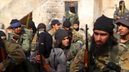 Rusia alerta: Terroristas preparan ataque químico en Siria