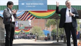 Bolivia nomina al presidente de Argentina al Nobel de la Paz
