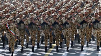 Irán: Enemigos sufrirán duros golpes si cometen un mínimo error