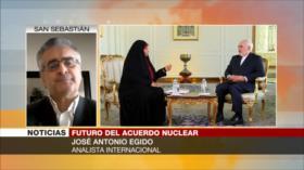 """""""Para volver al pacto nuclear EEUU debe ganarse confianza de Irán"""""""