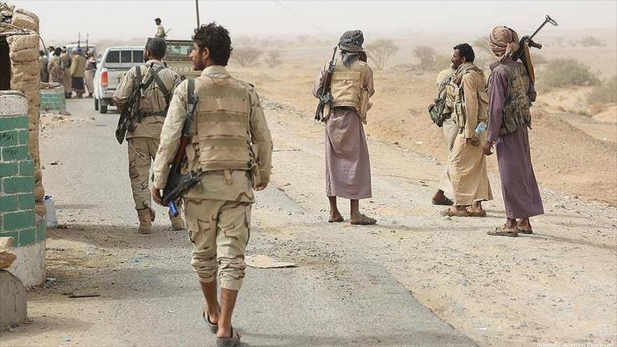 Batallón de mercenarios de Arabia Saudí se rinde ante Ejército yemení | HISPANTV