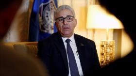 Ministro del Interior de Libia sale ileso de un atentado en su contra
