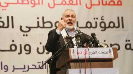 HAMAS: Resistencia, una forma de detener normalizaciones con Israel