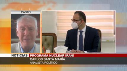 Santa María: AIEA solo debe hacer respetar lo instituido en JCPOA