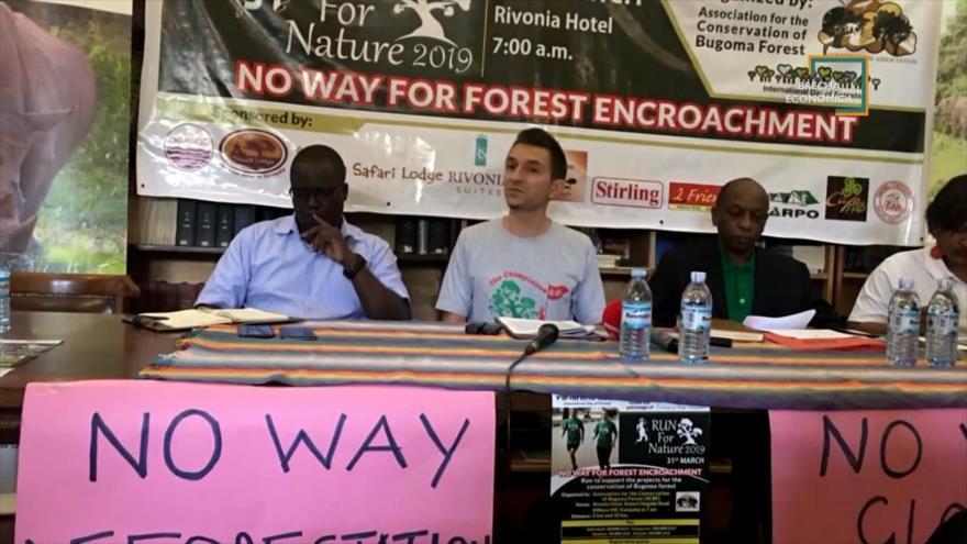 Brecha Económica: Deforestación en Uganda